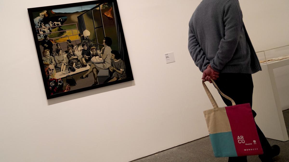 El Museo Reina Sofía presenta su reordenación