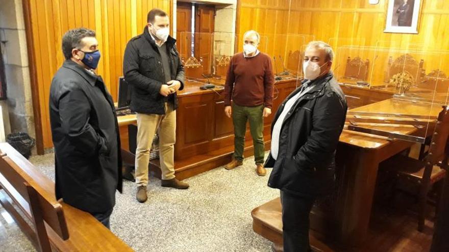 Los concellos del interior se unen para optar a ayudas de fondos europeos