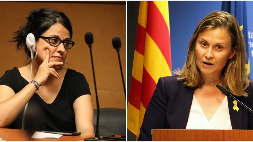 La Fiscalia no demanarà l'euroordre contra Anna Gabriel ni Meritxell Serret