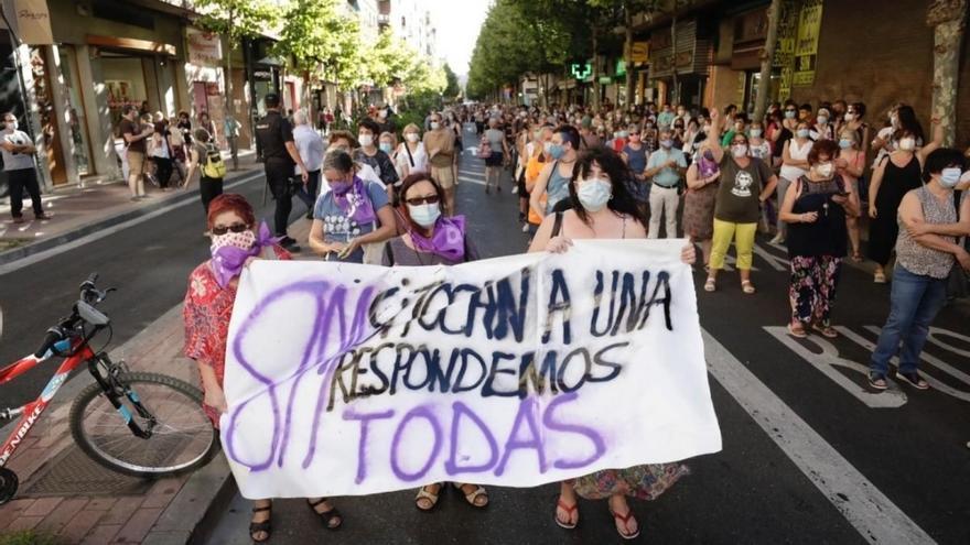 La Fiscalía pide 14 años por la violación del parque Castillo Palomar de Zaragoza