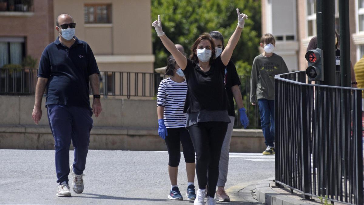 La Región sigue siendo la comunidad con menor tasa de coronavirus de España