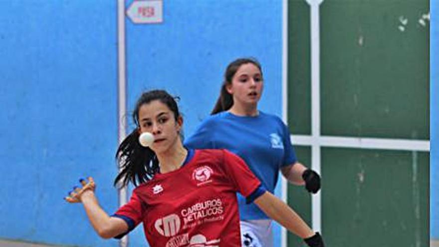 El Frontó Individual també té competició femenina