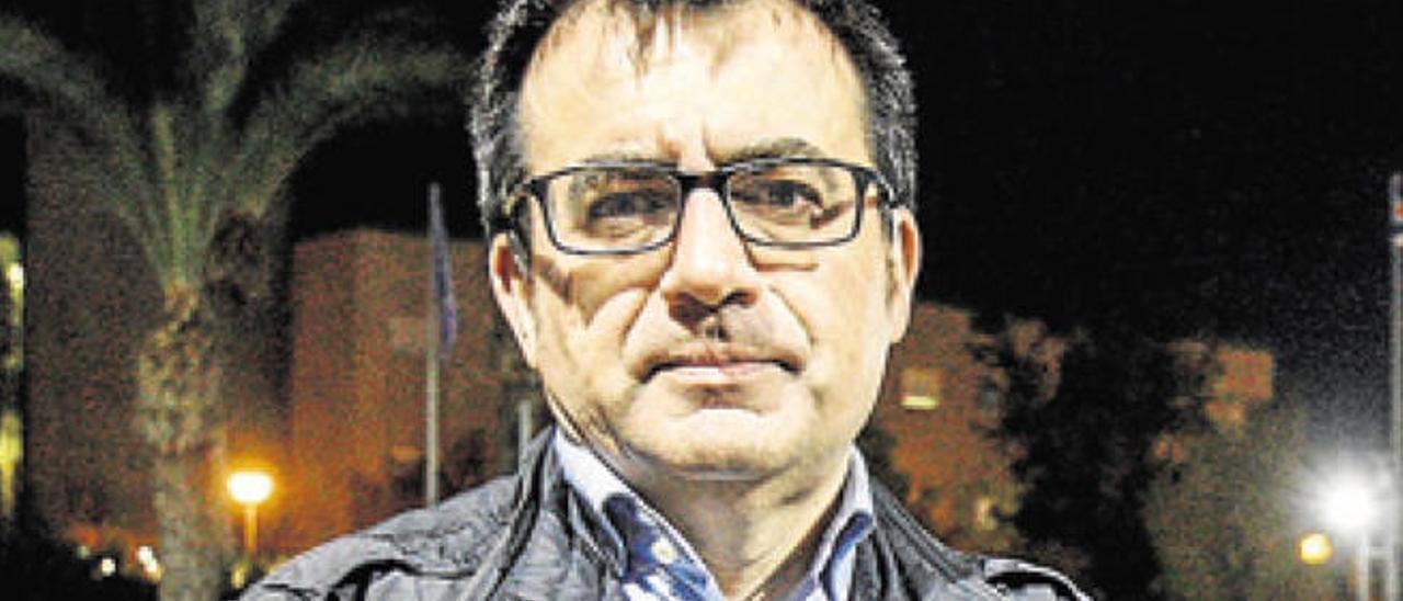 """José J. Sanmartín Pardo: """"Para debilitar el terrorismo hay que acabar con su financiación"""""""