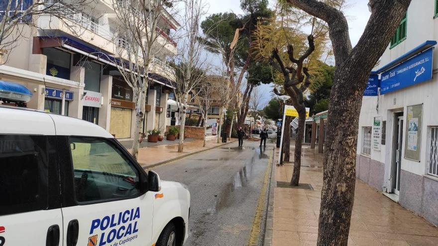 "Sturm ""Hortense"" traf Mallorca härter als erwartet"