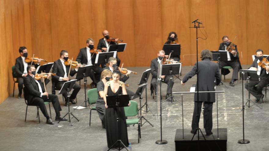 Concierto de la Orquesta Sinfónica de Elche en memoria de las víctimas del covid-19