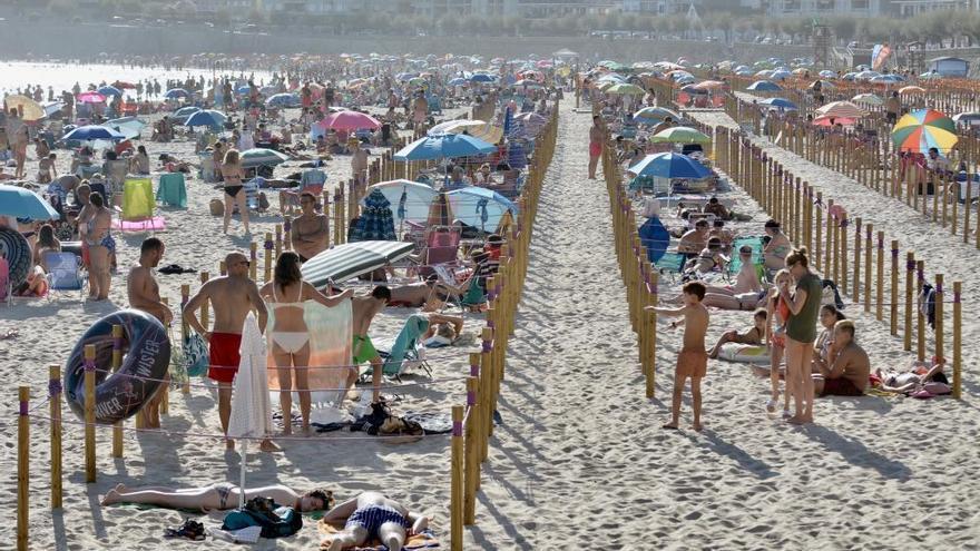 Sanxenxo echa el cierre al verano con una ocupación media del 54% pese a la Covid