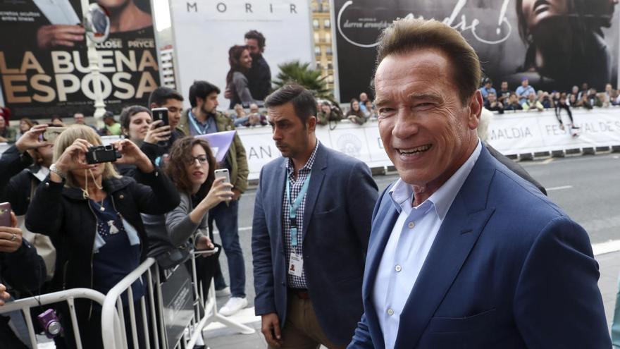 Arnold Schwarzenegger debutará en televisión con una serie de acción