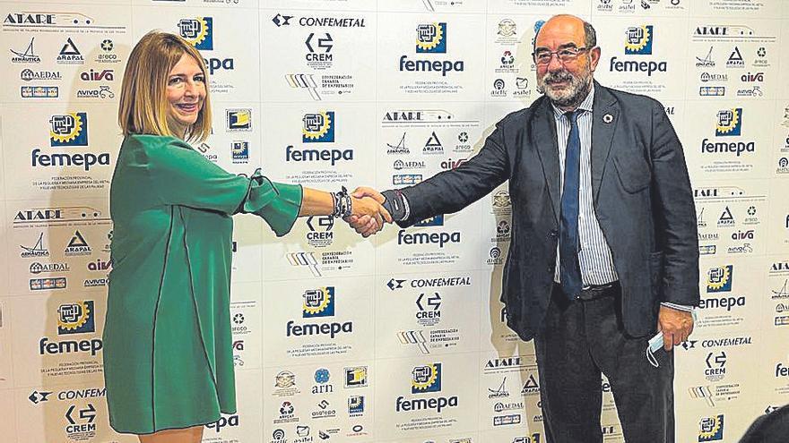 Fundación Femepa y UP2U Project firman un convenio en materia de formación y empleo