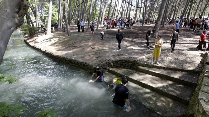 Llíria invierte 122.000 euros en mejoras del Parque San Vicent