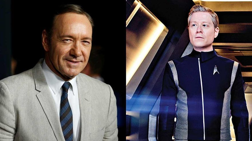 Anthony Rapp demanda oficialmente a Kevin Spacey por agresión sexual