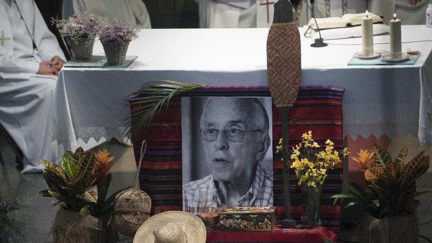 Se suspèn l'acte públic en memòria de Casaldàliga que s'havia de fer el 8 de setembre a Barcelona