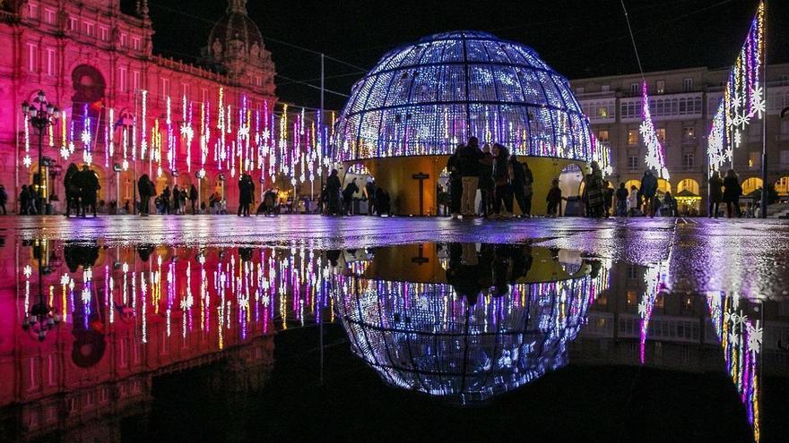 Ximénez ilumina la Navidad en 25 países de todo el mundo