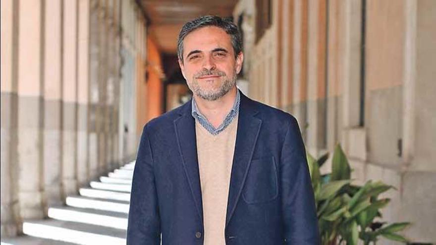 """José Vicente Marí Bosó: """"Ante la corrupción tenemos que discursear menos y hacer más"""""""
