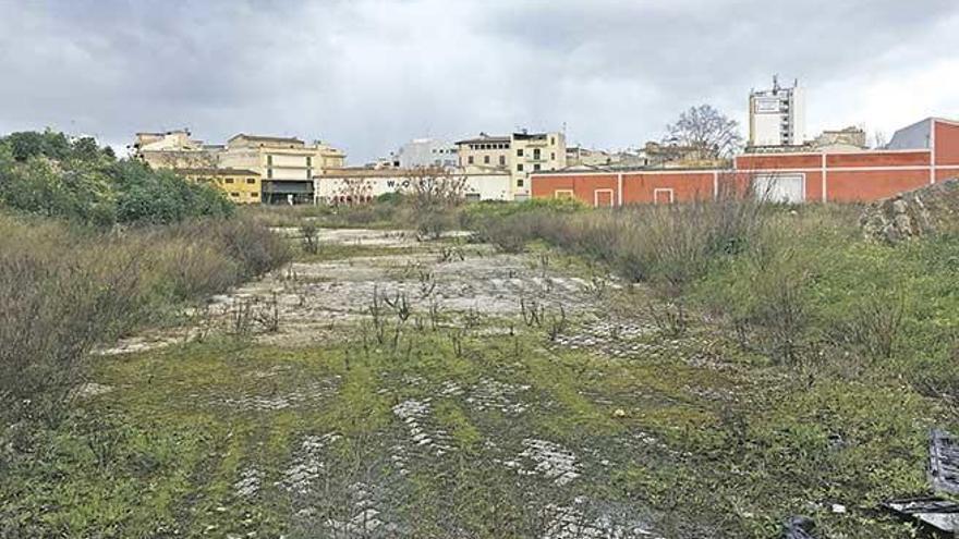 Grundstück der früheren Perlenfabrik von Manacor steht zum Verkauf