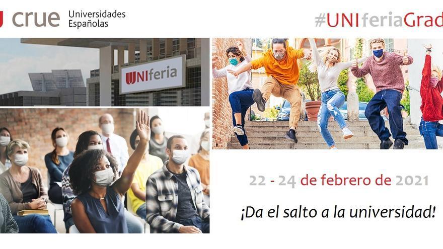 La UMU vuelve a la UNIferia Grados para incentivar la comunicación con el alumnado