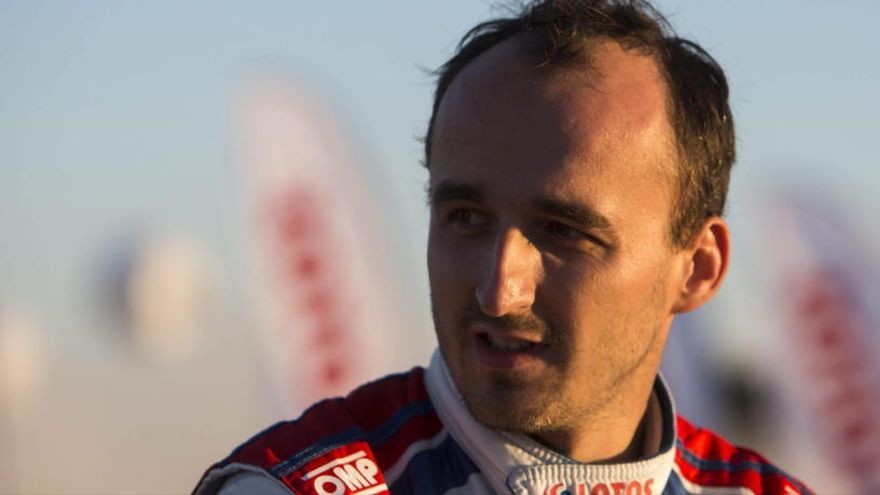 Robert Kubica correrá con Williams en 2019