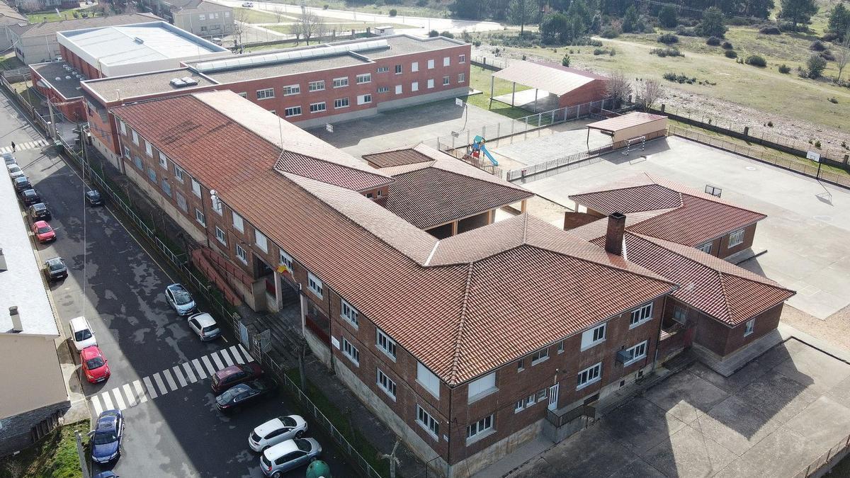 Colegio de Alcañices.