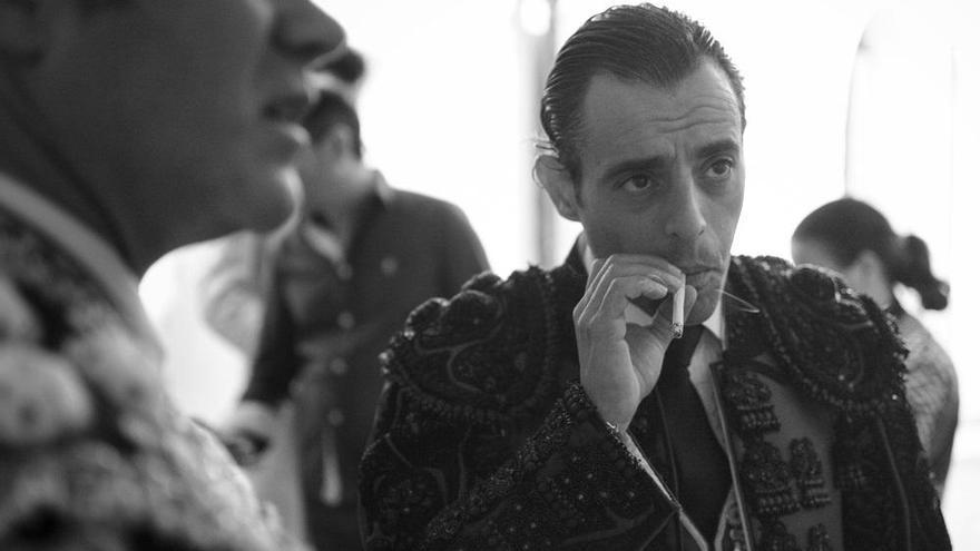 Rubén Juan Serna abre una ventana a la intimidad del torero en San Javier