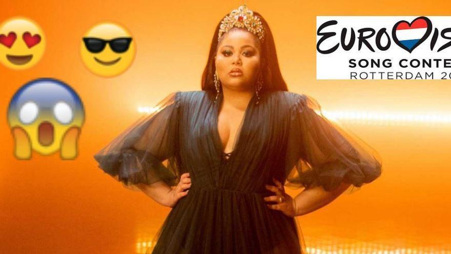 Les 5 candidates a guanyar Eurovisió 2021