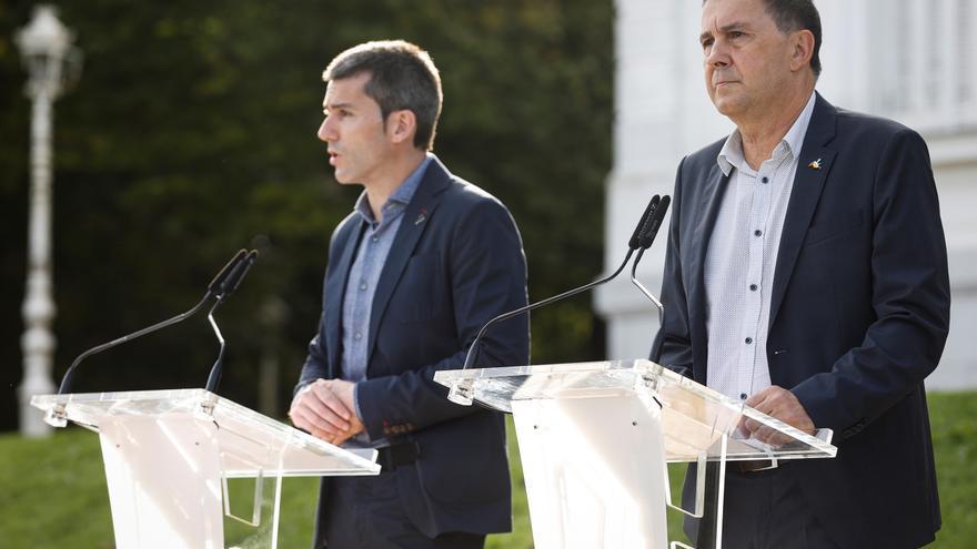 "Otegi invita a Felipe González a decir que él ""organizó los GAL"""