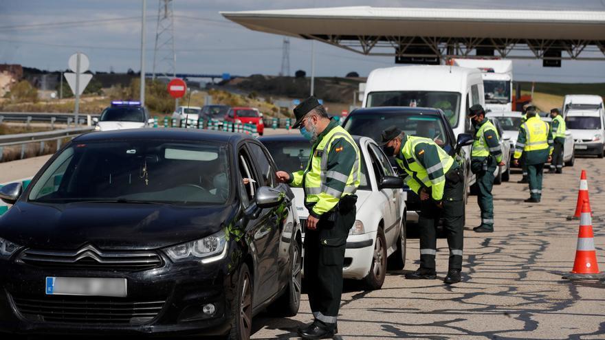 Los conductores asturianos ahorran en multas durante la pandemia: cae la estadística de todas las sanciones