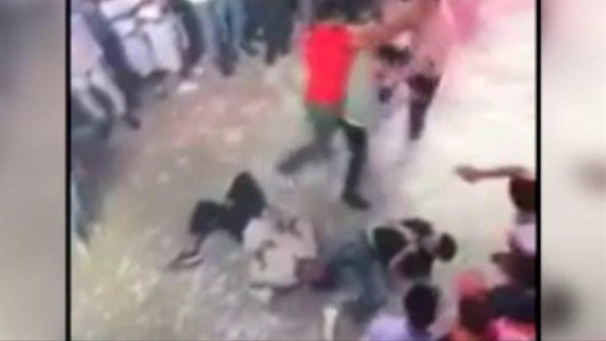Así fue la paliza al joven muerto en Lloret de Mar