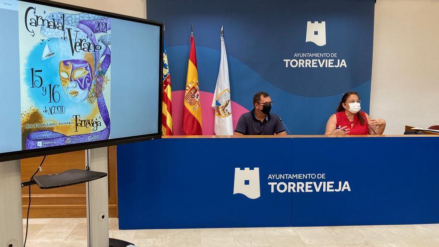 Torrevieja organiza un carnaval «de verano»