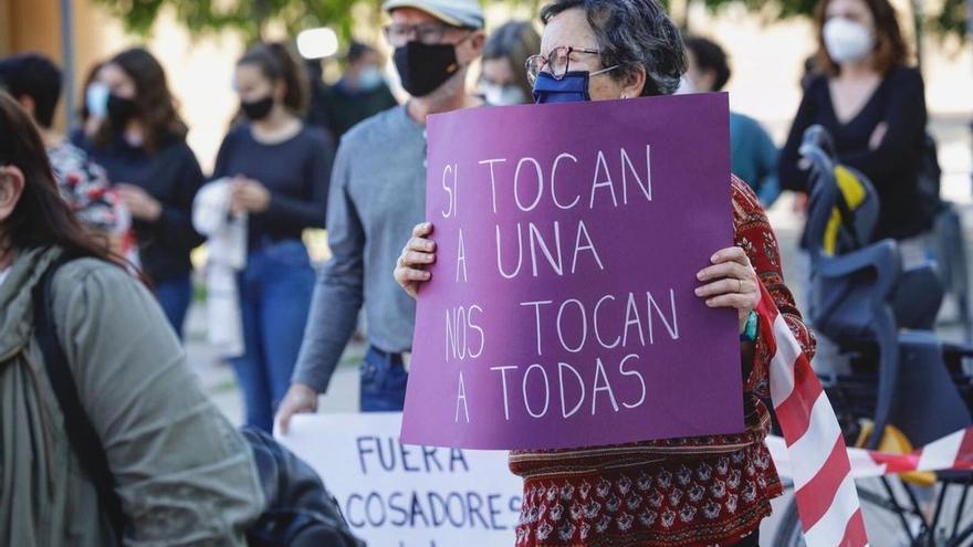 Convocadas concentraciones en todo Aragón a las 22.00 horas contra la violencia machista