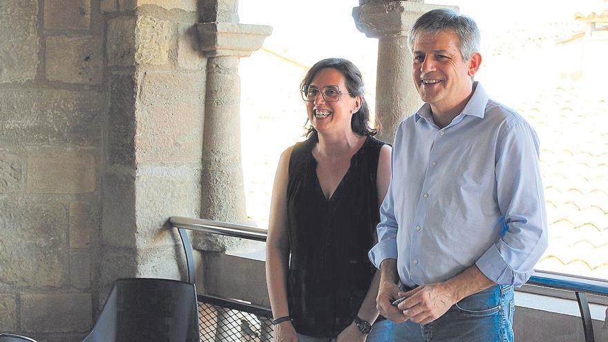 Judit Gisbert serà la nova alcaldessa de Solsona