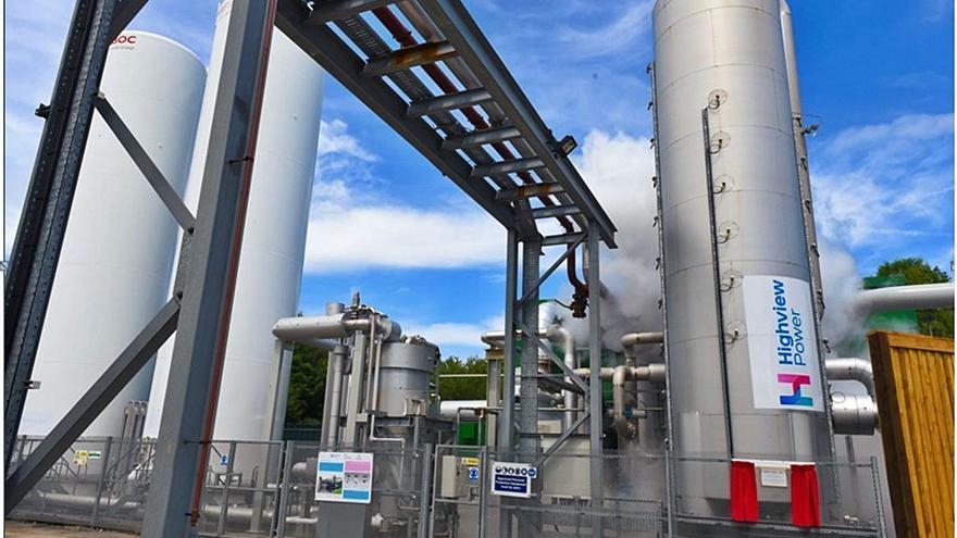TSK desarrolla 7 almacenes de energía en España con una inversión de 820 millones