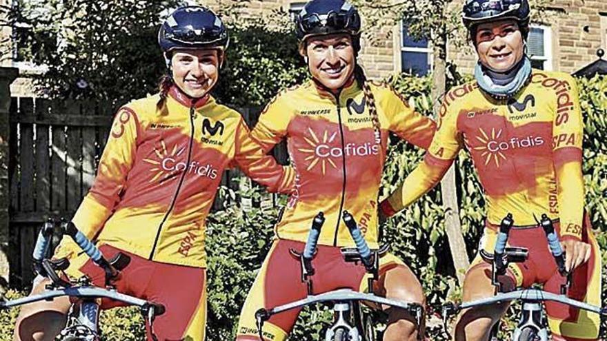 El Alé Cipolini Team oficializa el fichaje de Mavi García