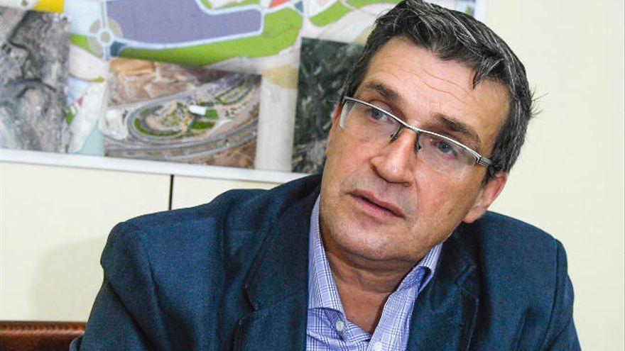 El Ayuntamiento realiza obras de mejora de movilidad en dependencias municipales