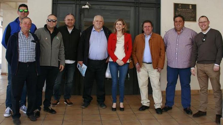 La Sociedad ´La Purísima´ de El Llano de Molina de Segura ya tiene sede