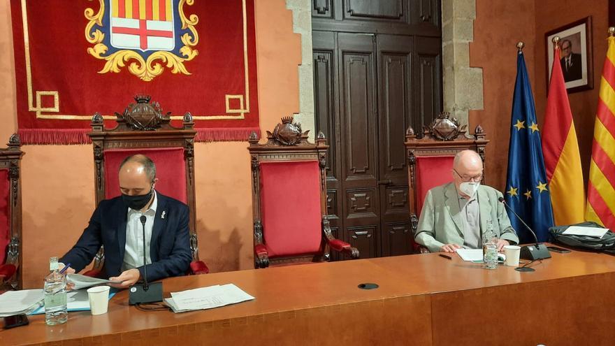 El Síndic de Greuges presenta al ple de Manresa l'informe del 2020