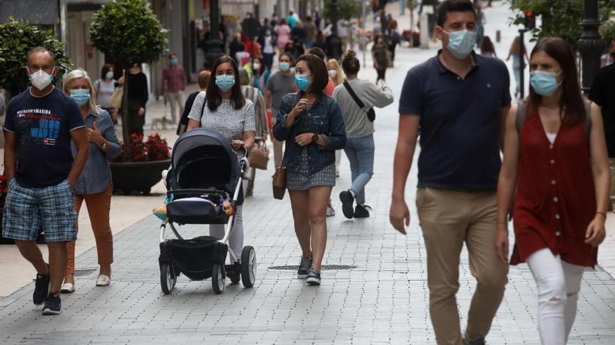 Salud registra un nuevo incremento de contagios en Asturias y confirma 31 positivos