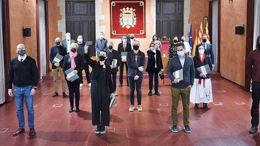 Manresa reconeix la trajectòria i el talent dels nous «ambaixadors» de la ciutat