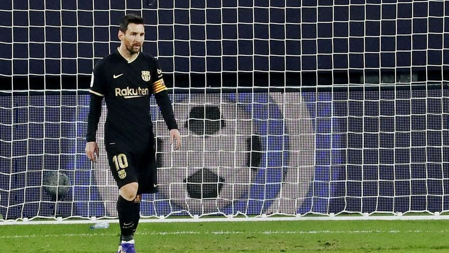 El duel entre Leo Messi i Cristiano Ronaldo definirà el lideratge del grup