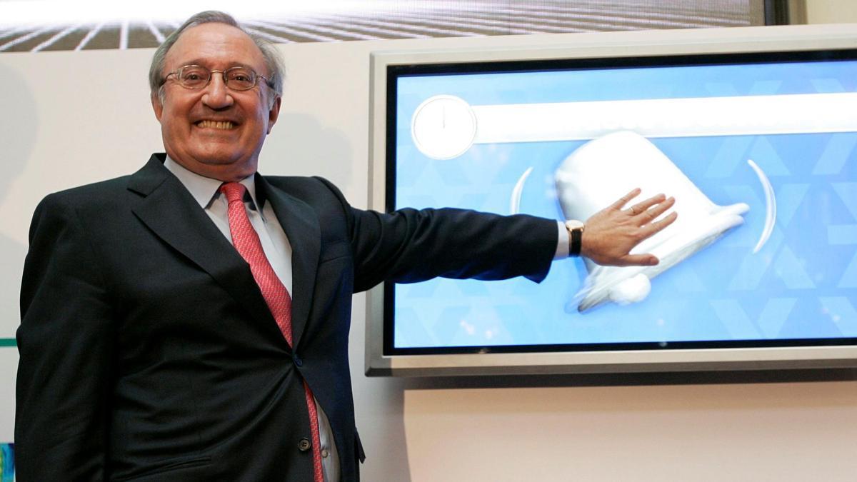 Juan López-Belmonte, en una imagen de archivo.