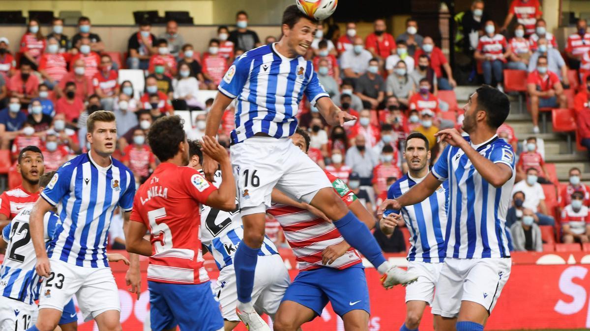 La jornada 6 de LaLiga Santander, en imágenes.