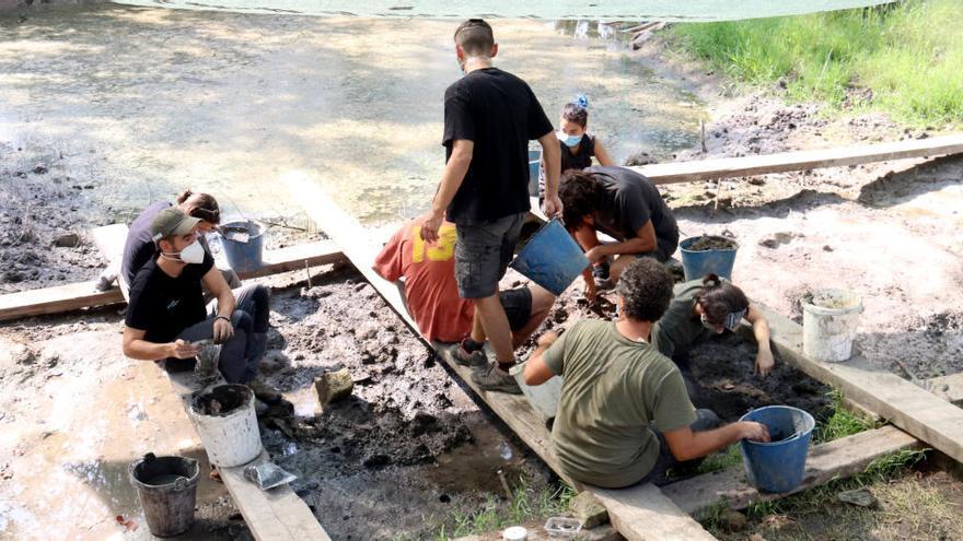 El jaciment de la Draga és l'únic gironí que opta al II Premi Nacional d'Arqueologia de la Fundació Palarq