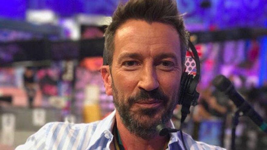 La incógnita de la nueva pareja de David Valldeperas, el director de Sálvame en Telecinco