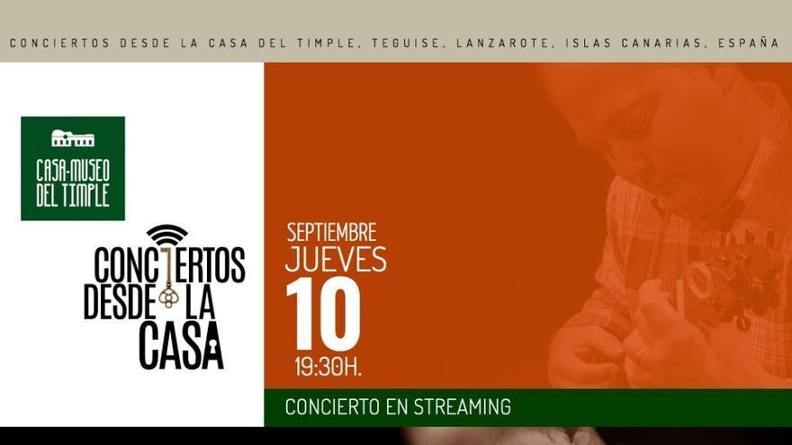 José Vicente Pérez - Conciertos desde la casa