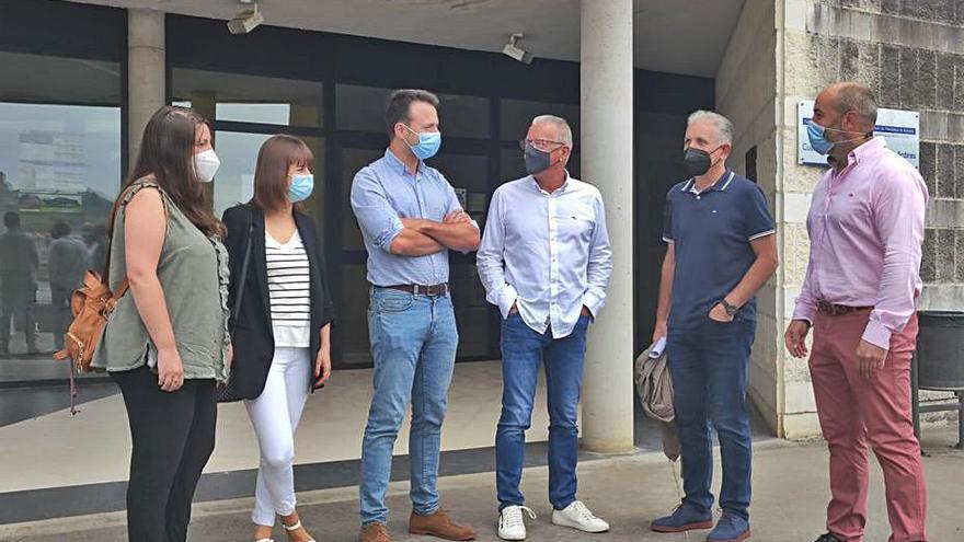 El PP de Asturias insta al Principado a arreglar el edificio de Tito Bustillo