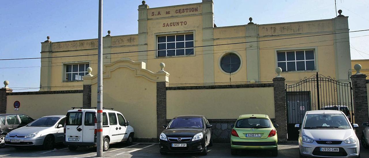 Sede principal de la empresa municipal SAG.    TORTAJADA
