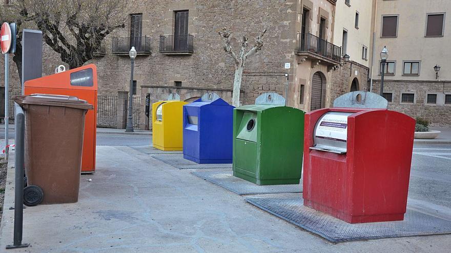 Les infraccions del futur porta a porta de Solsona podrien arribar als 600 euros