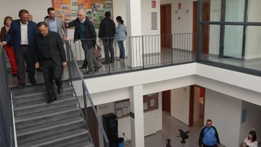 Onda inaugura el nuevo Centro de Formación para adultos