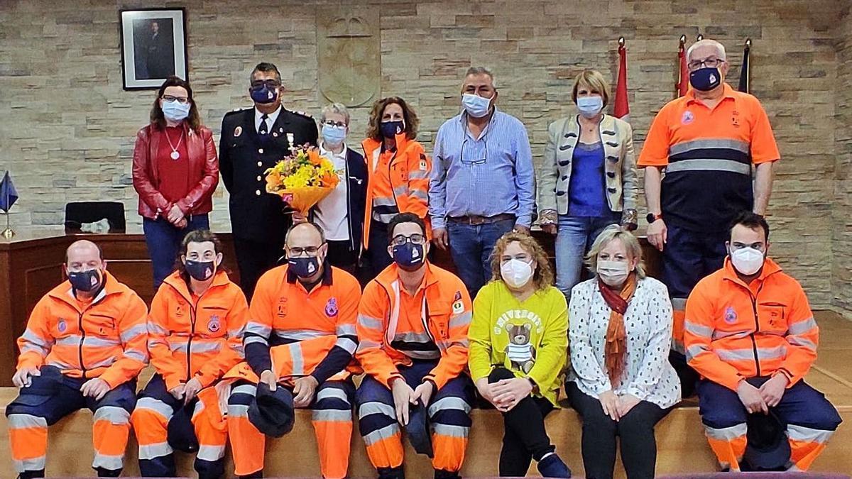 Toñi, dos décadas al servicio de Villaralbo | CEDIDA