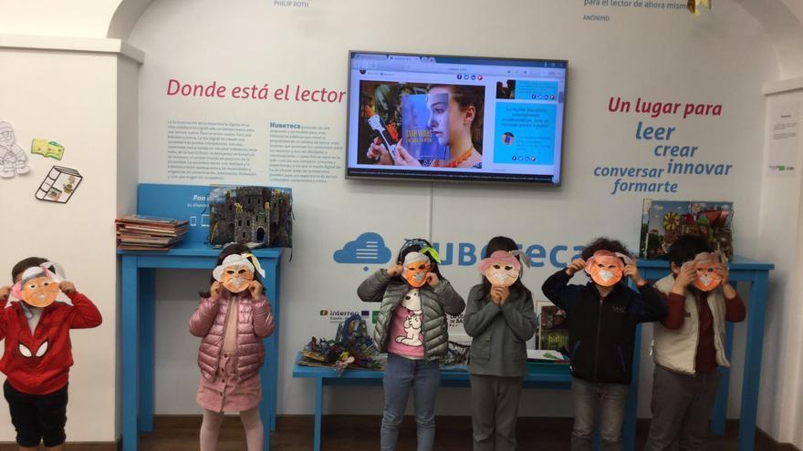 Protagonismo infantil en la Semana del Libro de Villanueva de la Serena