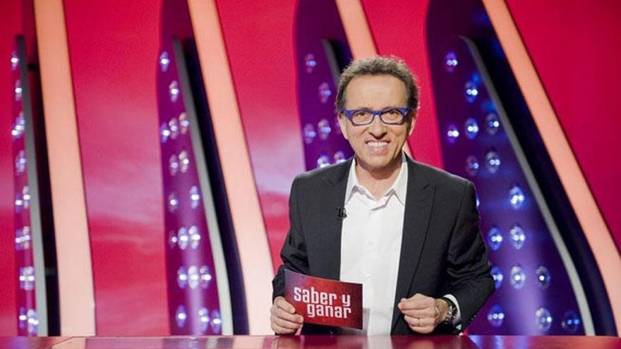 Jordi Hurtado vuelve a grabar 'Saber y Ganar' tras su baja