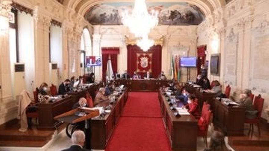 Movilidad, universidades privadas, vivienda y el enlace de la AP-46 con la MA-20, a debate en el pleno de Málaga